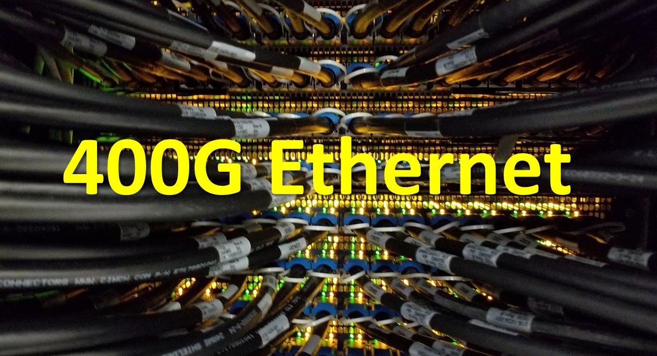 400G Ethernet - что представляет собой новейший стандарт?