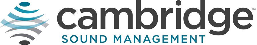 Шумовые завесы (системы маскировки звука) от Cambridge Sound Management