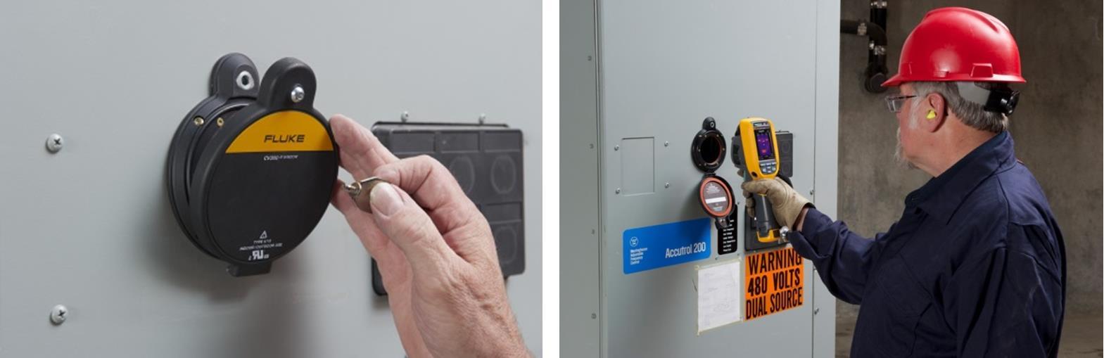 Инфракрасные (ИК) окна – новый уровень тепловизионного обследования высоковольтного оборудования и безопасность персонала