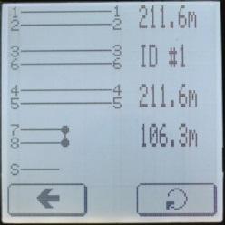 Определение расстояния до короткого замыкания в паре кабельным тестером Greenlee NetCat Pro NC-500 с подключенным удаленным модулем