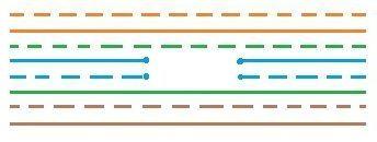 Определение оборванной 3-й пары UTP кабеля