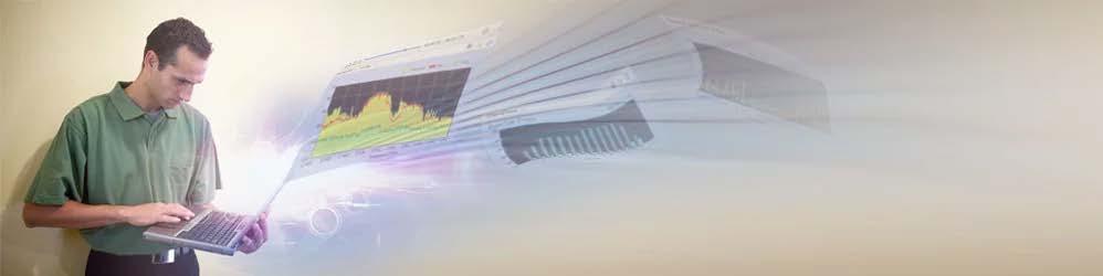 Видеоинструкции по поиску помех в сети Wi-Fi с помощью анализатора спектра NETSCOUT AIRMAGNET SPECTRUM XT
